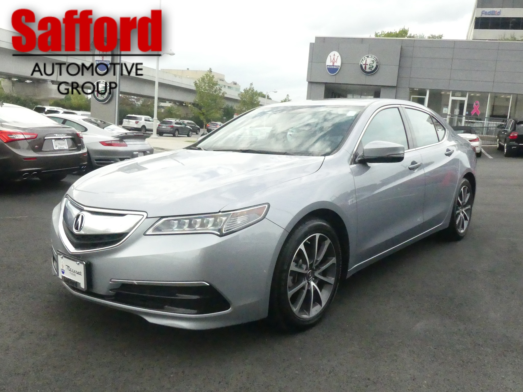 Pre Owned 2008 Acura TSX 4dr Car in Warrenton A