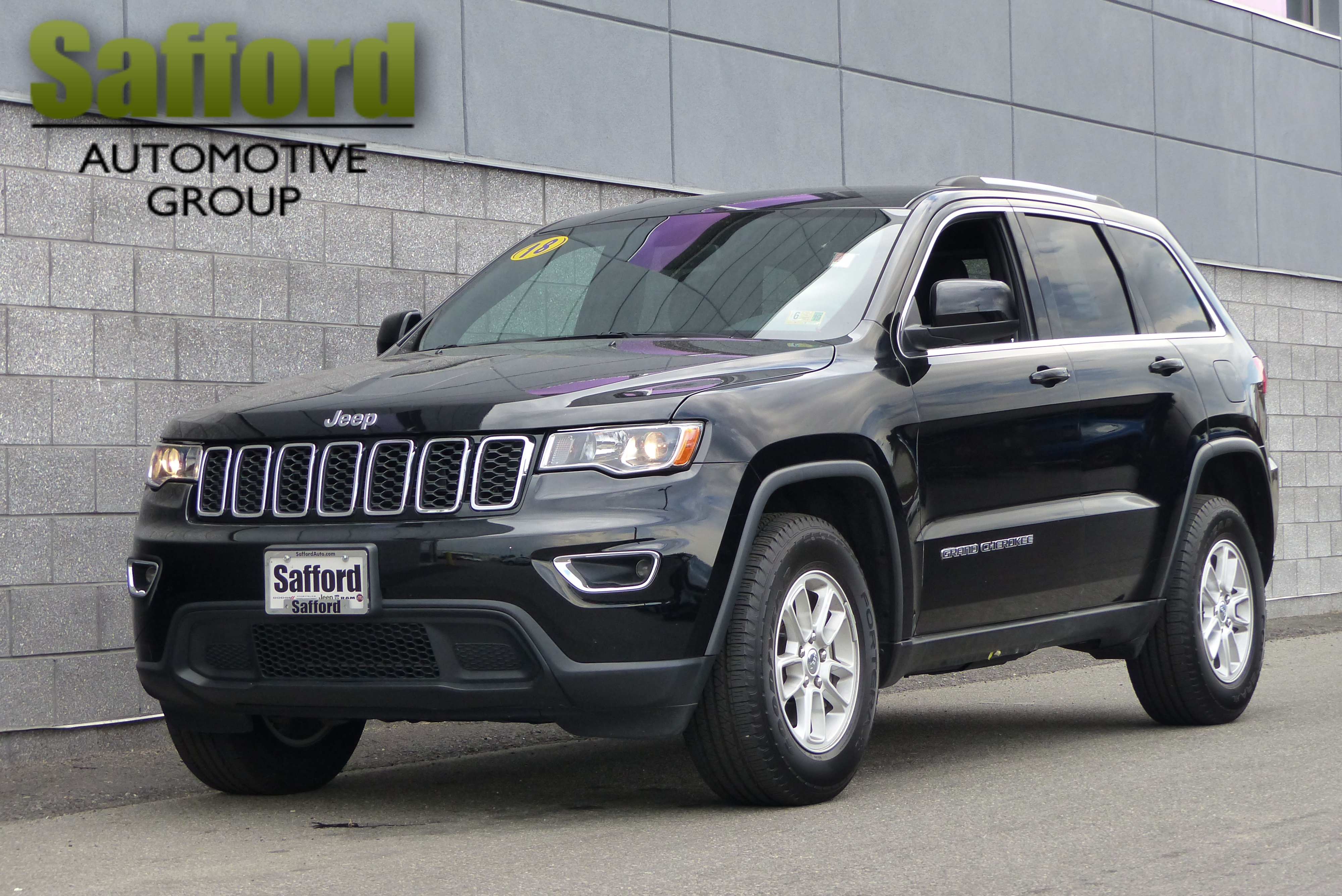 Certified Pre Owned 2018 Jeep Grand Cherokee Laredo Sport Utility in