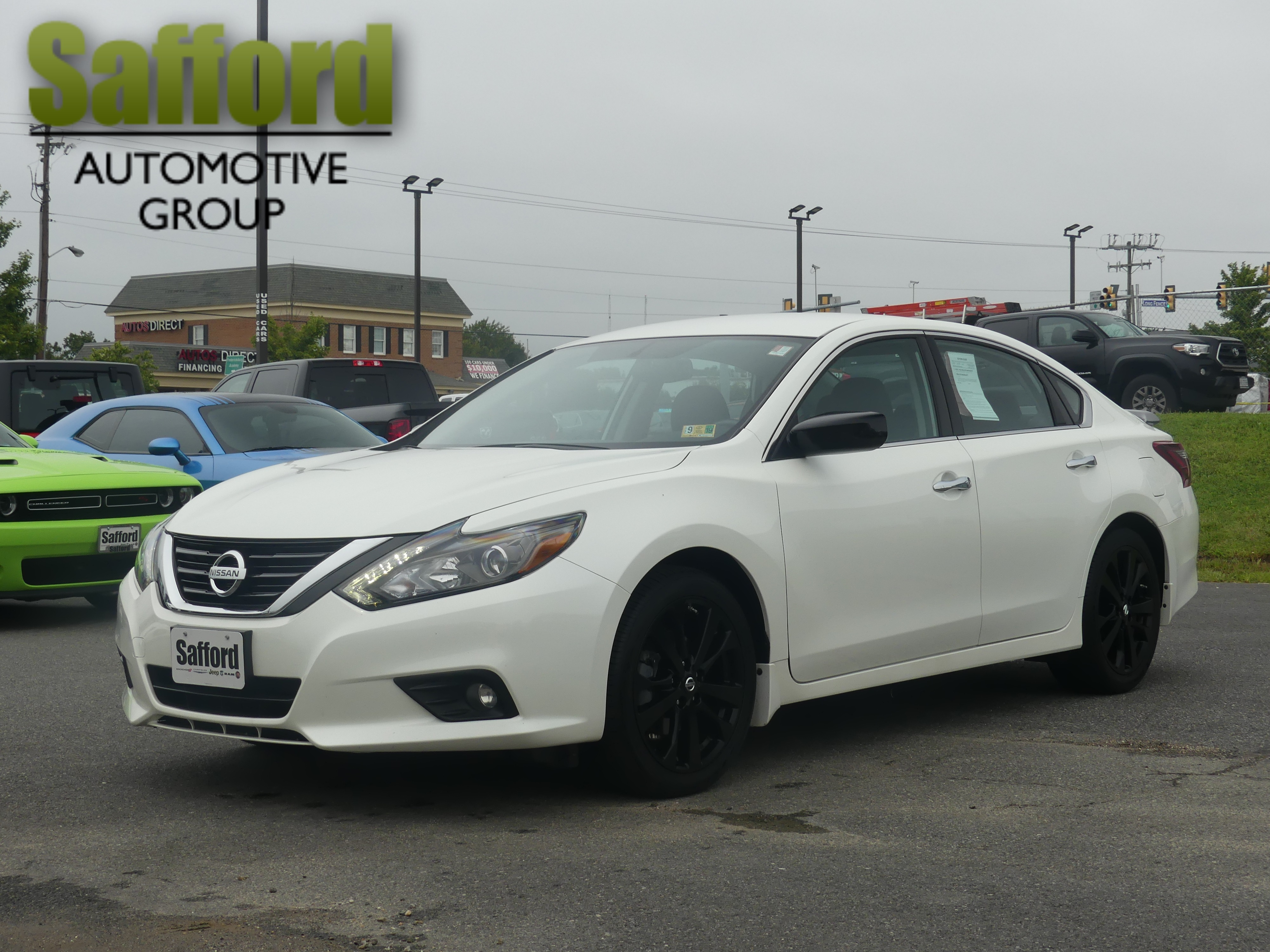 ... FRONT WHEEL DRIVE 4DR CAR. Pre Owned 2017 Nissan Altima 2.5 S