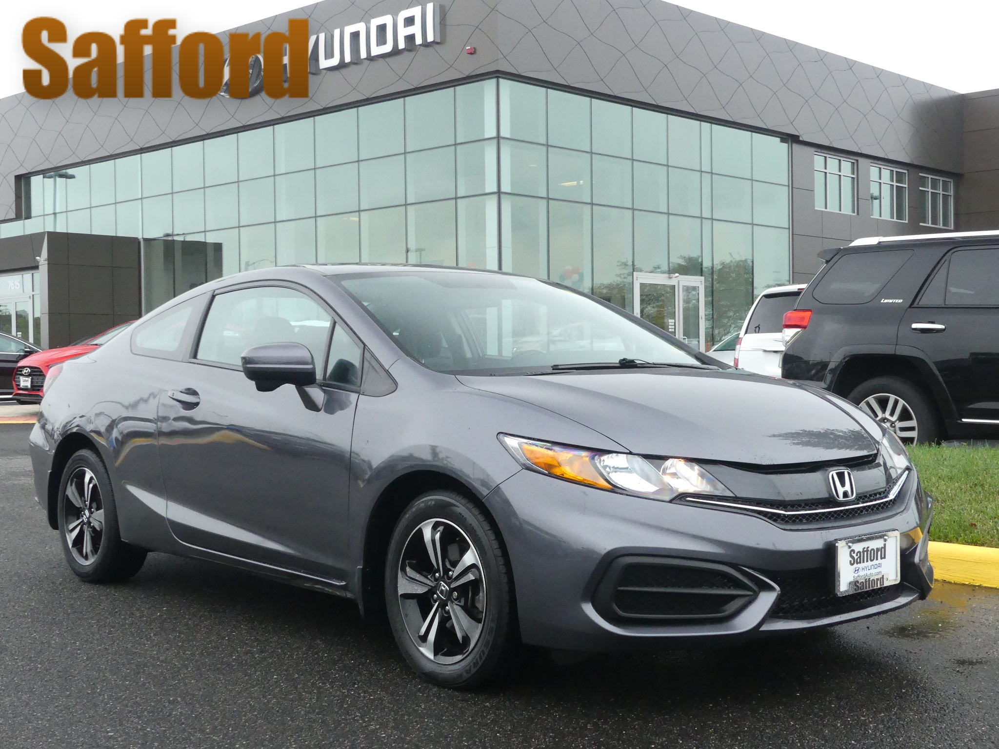 Pre Owned 2015 Honda Civic Coupe EX